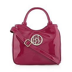 Principles by Ben de Lisi - Designer pink patent disc grab bag