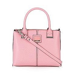 Principles by Ben de Lisi - Designer pink enamel plate grab bag