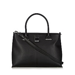 Principles by Ben de Lisi - Designer black plain grab bag