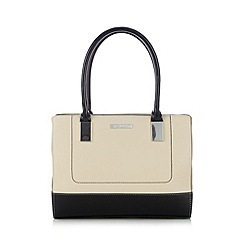 Principles by Ben de Lisi - Designer cream work tote bag