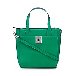 Principles by Ben de Lisi - Designer green small grab bag