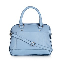 Principles by Ben de Lisi - Designer light blue slip pocket grab bag