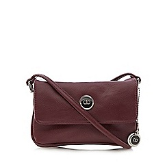 The Collection - Wine cross body bag