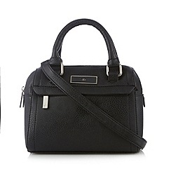 The Collection - Black mini bowler bag
