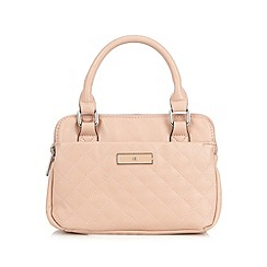 The Collection - Pink quilted mini grab bag