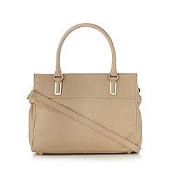 Bailey & Quinn - Camel 'Senna' large leather tote bag