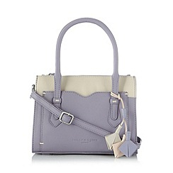 Bailey & Quinn - Lilac 'Jacinta' small tote bag