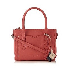 Bailey & Quinn - Coral 'Jacinta' small tote bag