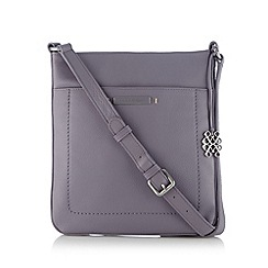 Bailey & Quinn - Lilac 'Ivy' small cross body bag