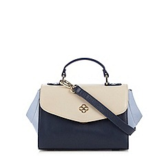 Bailey & Quinn - Blue 'Fern' cross body bag