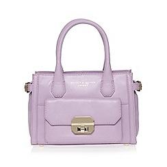 Bailey & Quinn - Lilac 'Alyssa' pocket small grab bag