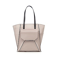 Todd Lynn/EDITION - Designer pink bar detail tall tote bag