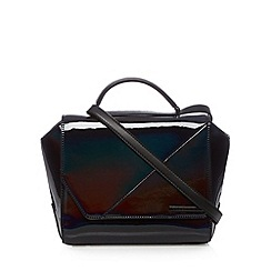 Todd Lynn/EDITION - Designer black kitty satchel