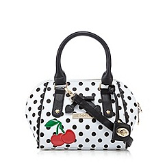 Floozie by Frost French - White spotted cherry grab bag