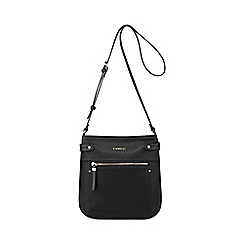 Valentino - Black textured grab bag