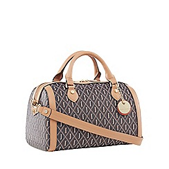 J by Jasper Conran - Navy winged grab bag