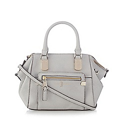 J by Jasper Conran - Designer grey winged grab bag