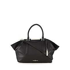 J by Jasper Conran - Black cross-body bag