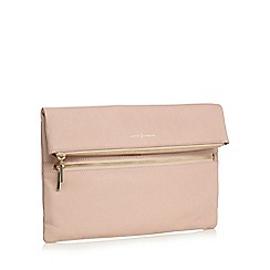 J by Jasper Conran - Light pink zip cross body bag