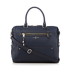 J by Jasper Conran - Navy weekender bag