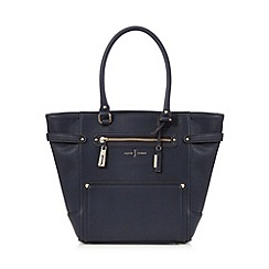 J by Jasper Conran - Blue winged tote bag