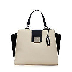 Principles by Ben de Lisi - Cream colour block grab bag