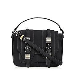 Nine by Savannah Miller - Black 'Cara' satchel bag