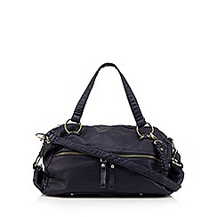 Mantaray - Navy soft weekender bag