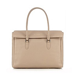 Bailey & Quinn - Camel leather shoulder bag