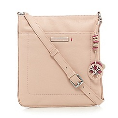 Bailey & Quinn - Light pink 'Ivy' cross body bag