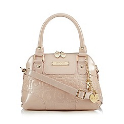 Floozie by Frost French - Light pink embossed mini grab bag