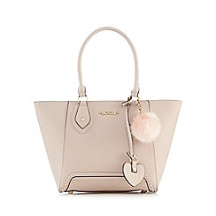 Floozie by Frost French - Pale pink charm tote bag
