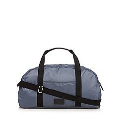 Iris & Edie - Grey detachable holdall bag