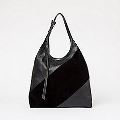 H! by Henry Holland - Designer black novelty animal backpack