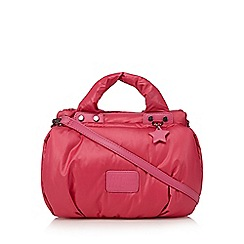 H! by Henry Holland - Designer bright pink padded grab bag