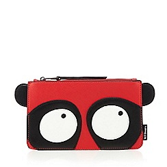 H! by Henry Holland - Red panda eye pouch