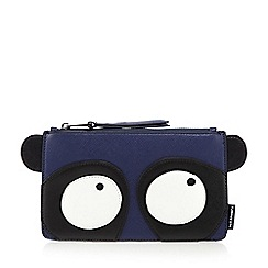 H! by Henry Holland - Navy panda eye pouch