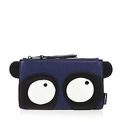 H! by Henry Holland - Navy panda eye pouch