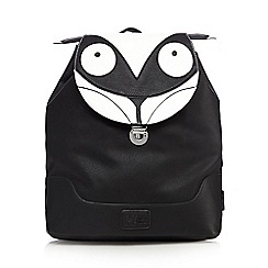 H! by Henry Holland - Black badger backpack