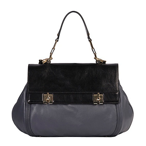 Aubrey - Black +carter+ leather handbag