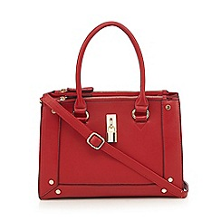Call It Spring - Red tote bag