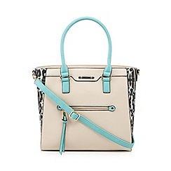 Call It Spring - Ivory 'Dolcena' tote bag