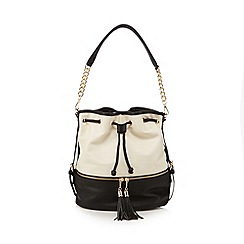 Call It Spring - Ivory 'Jimerez Duffle' grab bag