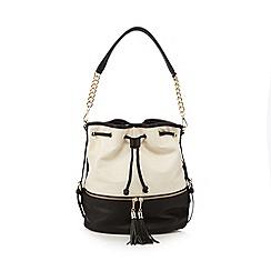 Call It Spring - Ivory 'Jimerez Duffle' grab bag