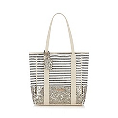 Call It Spring - White 'Moliterno' tote bag