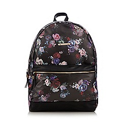 Call It Spring - Black 'Villacortese' backpack
