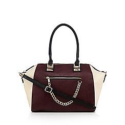 Call It Spring - Red 'Esroquel' block colour winged grab bag