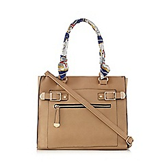 Call It Spring - Camel 'Mulqueen' shoulder bag