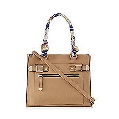 Call It Spring - Camel 'Mulqueen' shoulder bag