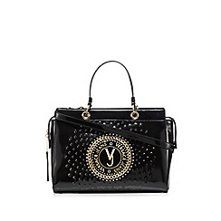 Versace Jeans - Black logo grab bag